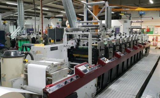 Mark Andy LP3000 - Used Flexo Printing Presses and Used Flexographic Equipment