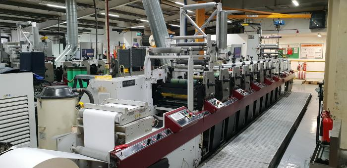 Mark Andy LP3000 - Used Flexo Printing Presses and Used Flexographic Equipment-0