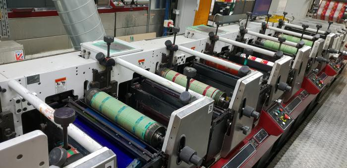 Mark Andy LP3000 - Used Flexo Printing Presses and Used Flexographic Equipment-10