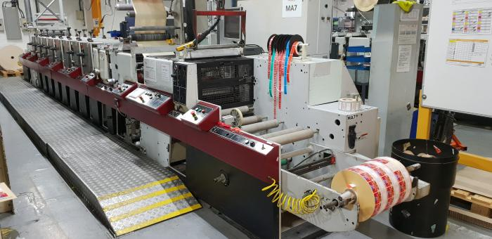 Mark Andy LP3000 - Used Flexo Printing Presses and Used Flexographic Equipment-14