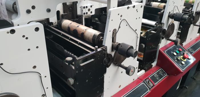 Mark Andy LP3000 - Used Flexo Printing Presses and Used Flexographic Equipment-5