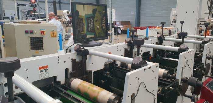 Mark Andy LP3000 - Used Flexo Printing Presses and Used Flexographic Equipment-7