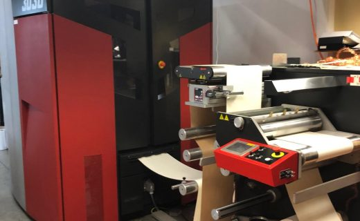 Xeikon 3030 - Used Flexo Printing Presses and Used Flexographic Equipment