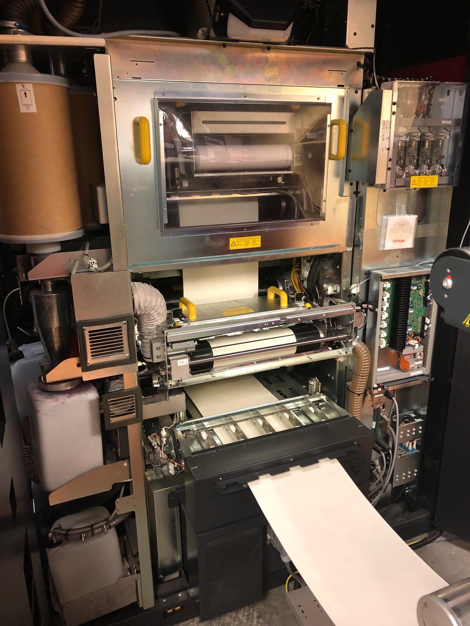Xeikon 3030 - Used Flexo Printing Presses and Used Flexographic Equipment-7
