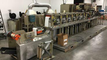 Aquaflex Instaprep - Used Flexo Printing Presses and Used Flexographic Equipment