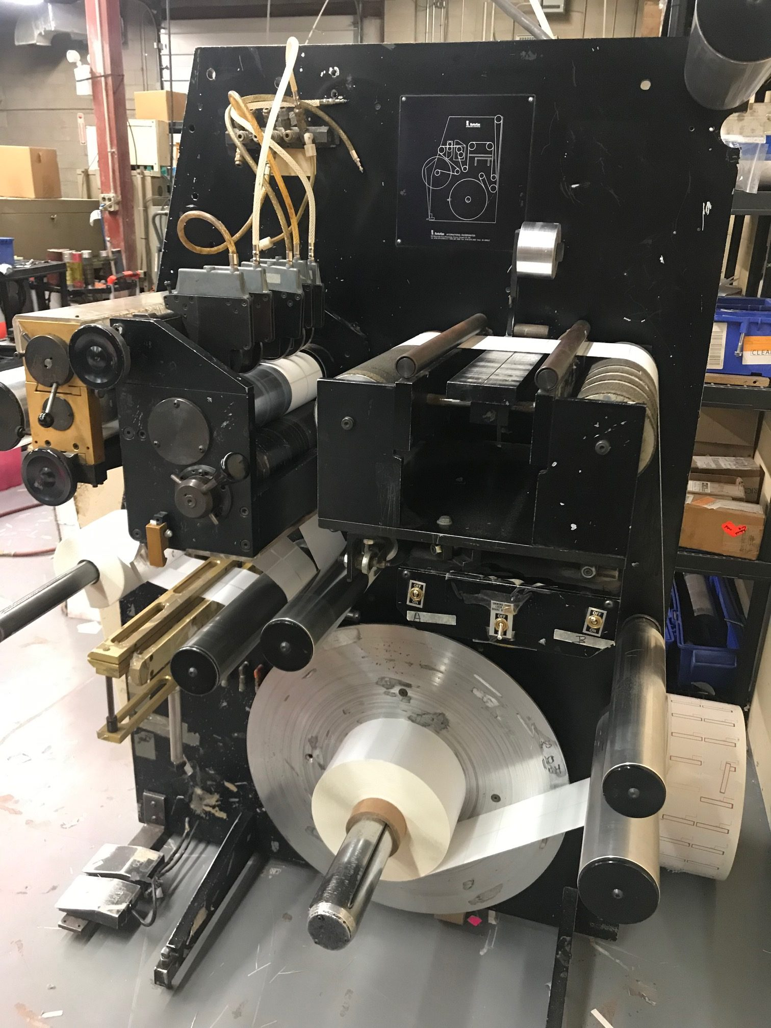 Rotoflex S-1300 - Used Flexo Printing Presses and Used Flexographic Equipment-0