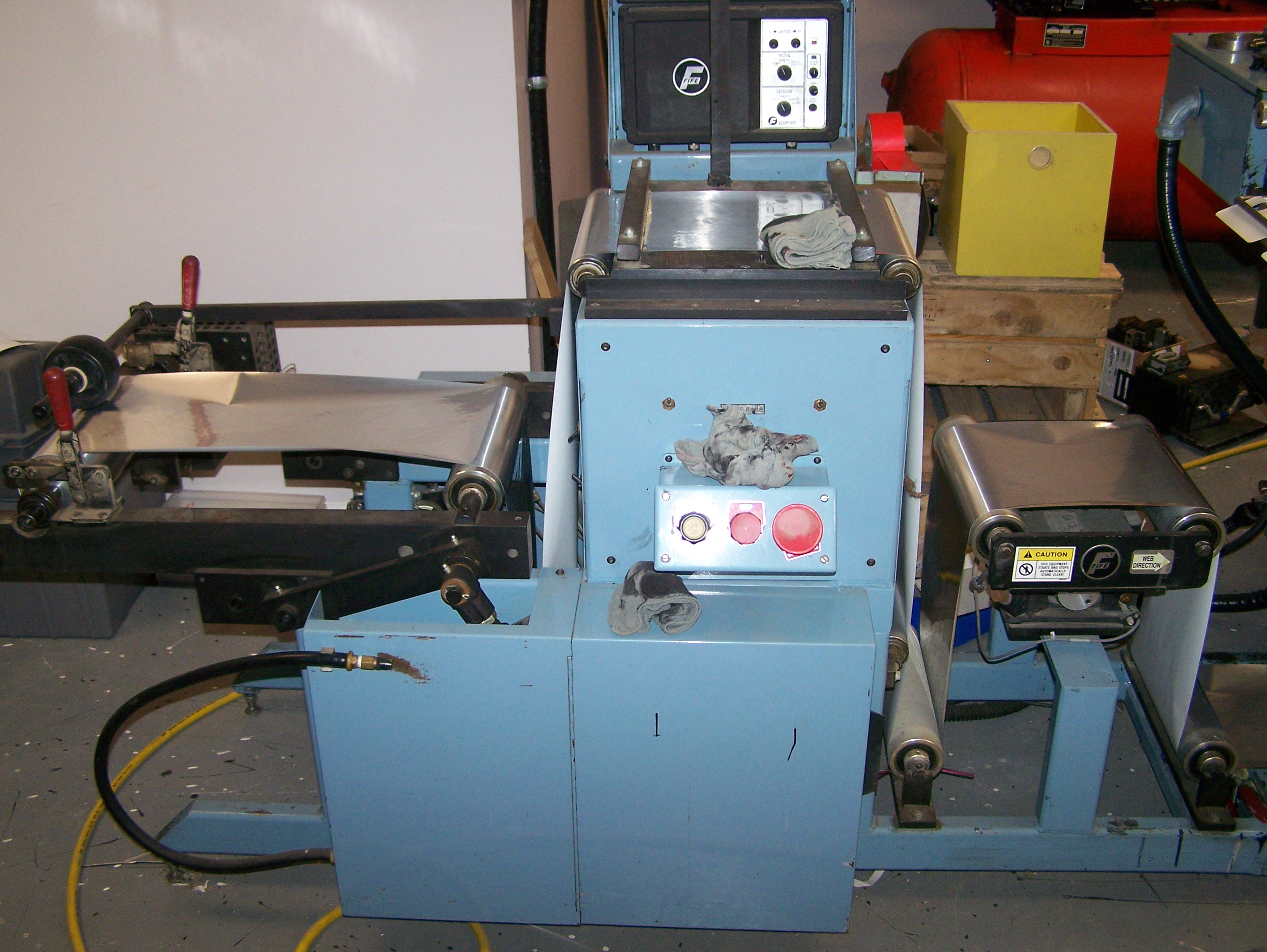 Propheteer 1000L - Used Flexo Printing Presses and Used Flexographic Equipment-2