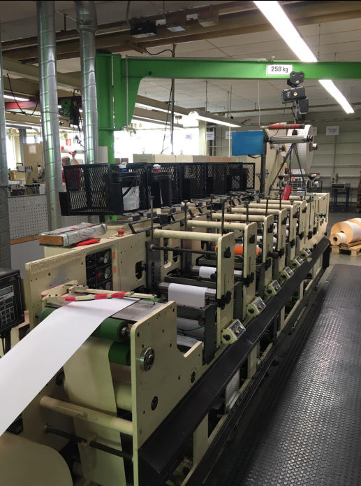 Mark Andy 2200 - Used Flexo Printing Presses and Used Flexographic Equipment-5