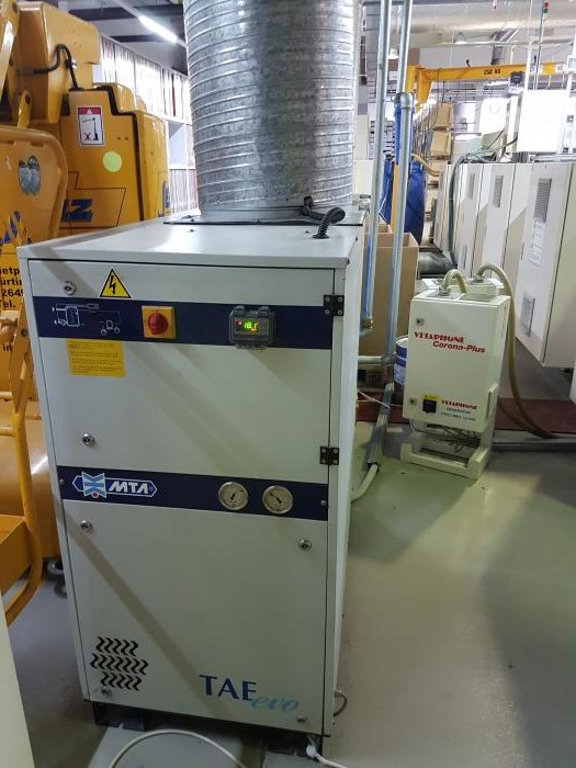 Nilpeter FA-4 - Used Flexo Printing Presses and Used Flexographic Equipment-10