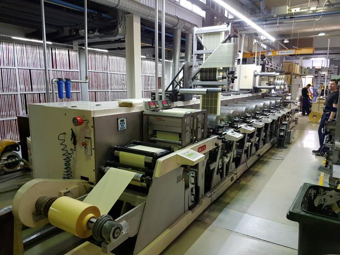 Nilpeter FA-4 - Used Flexo Printing Presses and Used Flexographic Equipment-11