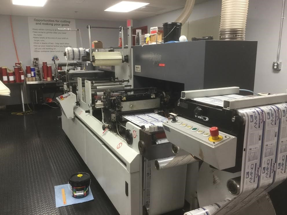 ABG Digicon Omega - Used Flexo Printing Presses and Used Flexographic Equipment-0