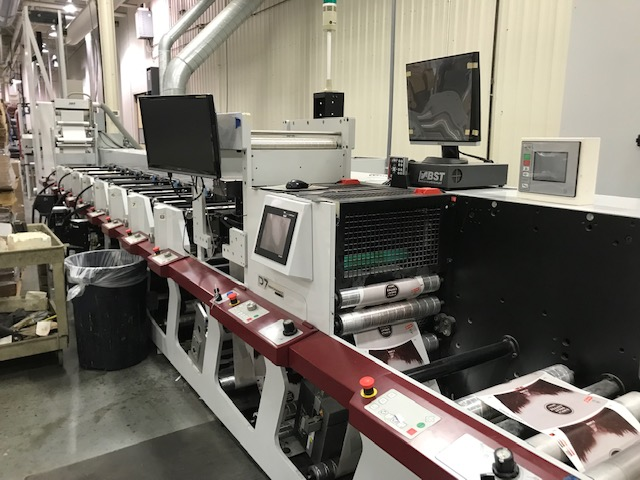Mark Andy P7 - Used Flexo Printing Presses and Used Flexographic Equipment-0