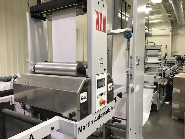 Mark Andy P7 - Used Flexo Printing Presses and Used Flexographic Equipment-2
