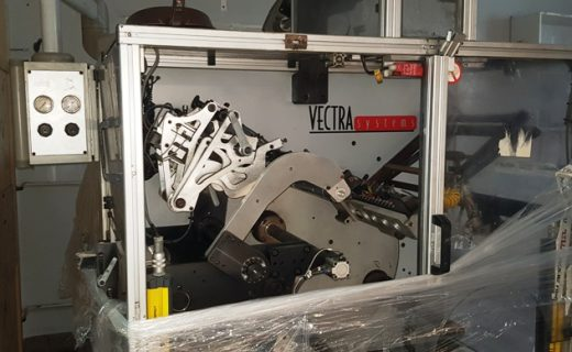 ABG Vectra GTR330 - Used Flexo Printing Presses and Used Flexographic Equipment