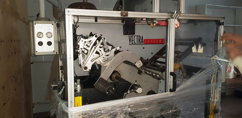 ABG Vectra GTR330 - Used Flexo Printing Presses and Used Flexographic Equipment-0
