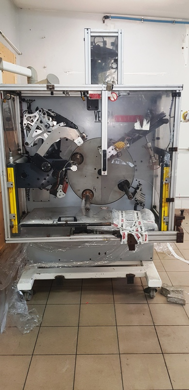 ABG Vectra GTR330 - Used Flexo Printing Presses and Used Flexographic Equipment-6