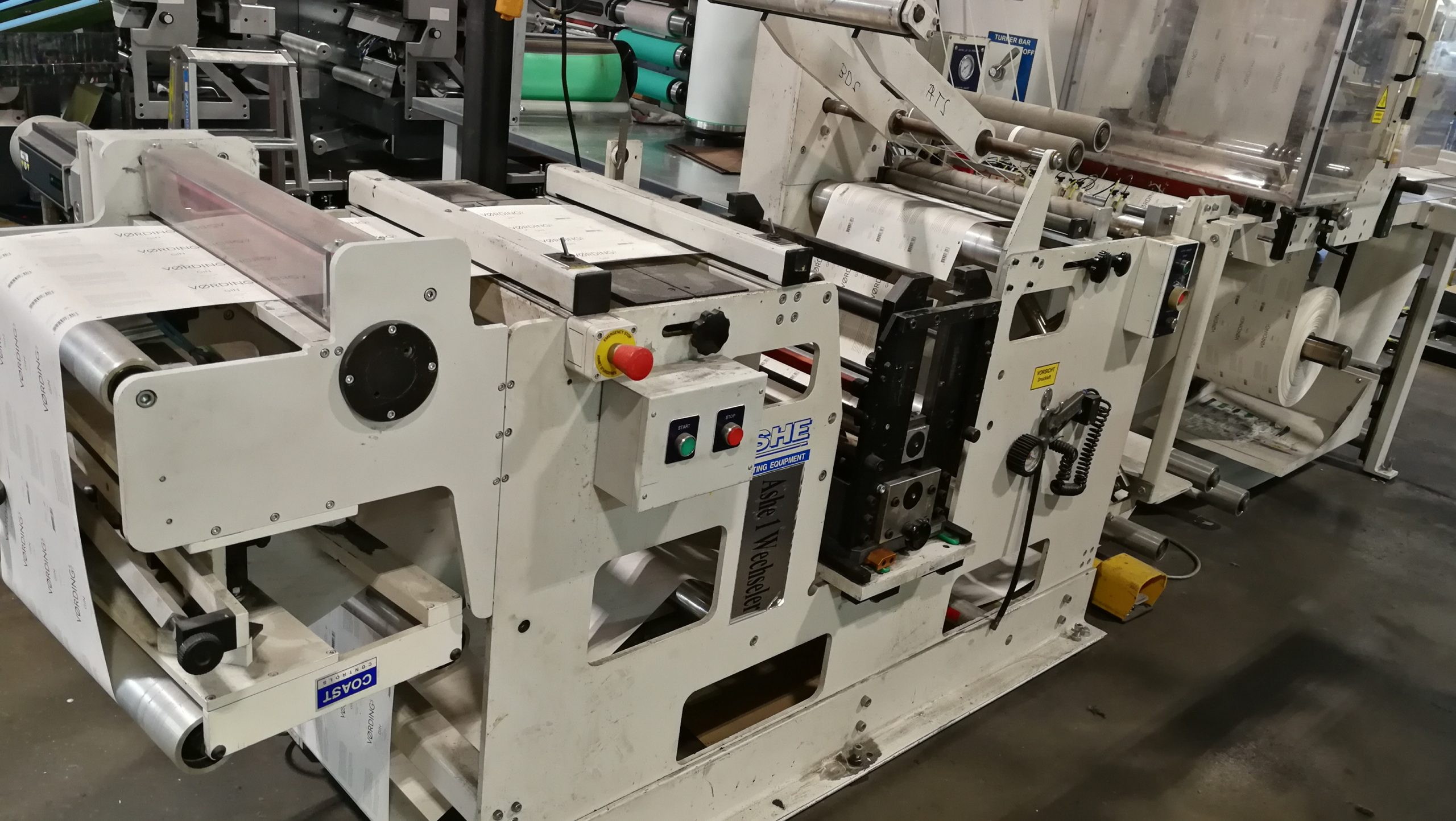 Ashe Opal - Used Flexo Printing Presses and Used Flexographic Equipment-2