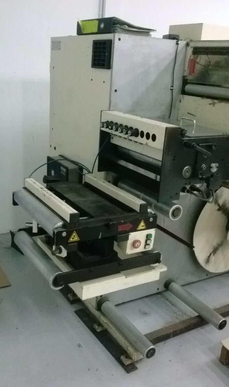 ABG Omega 410 ATR - Used Flexo Printing Presses and Used Flexographic Equipment-3