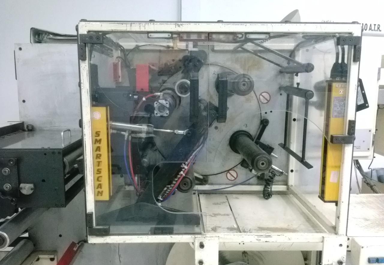 ABG Omega 410 ATR - Used Flexo Printing Presses and Used Flexographic Equipment-4