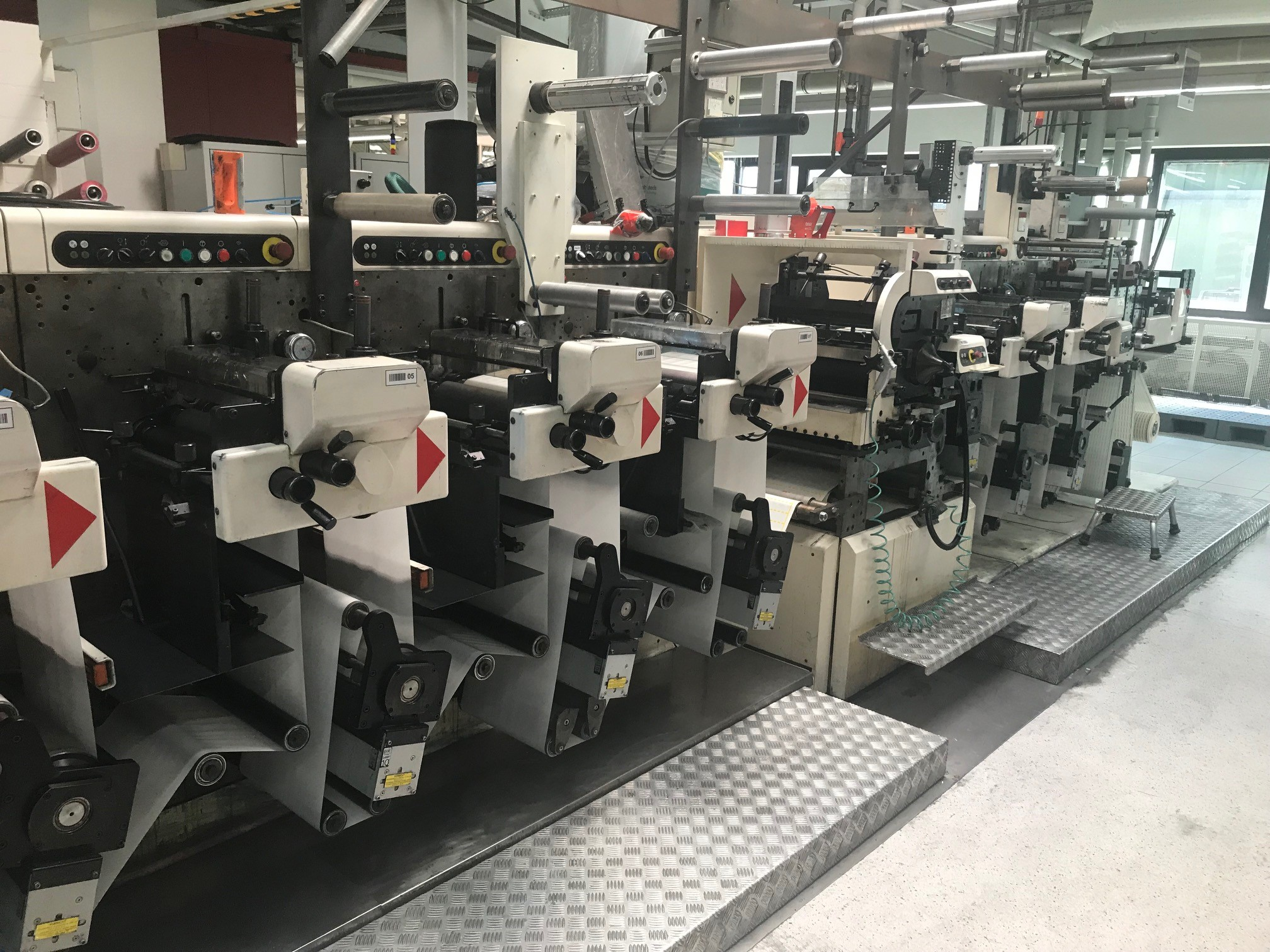 Nilpeter FA3300 - Used Flexo Printing Presses and Used Flexographic Equipment-3