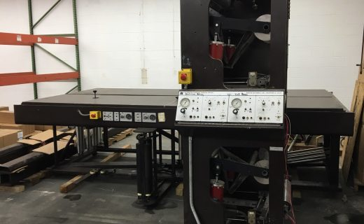 Martin EC Butt Splicer - Used Flexo Printing Presses and Used Flexographic Equipment