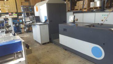 HP Indigo WS4050 - Used Flexo Printing Presses and Used Flexographic Equipment