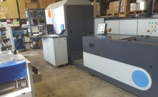 HP Indigo WS4050 - Used Flexo Printing Presses and Used Flexographic Equipment