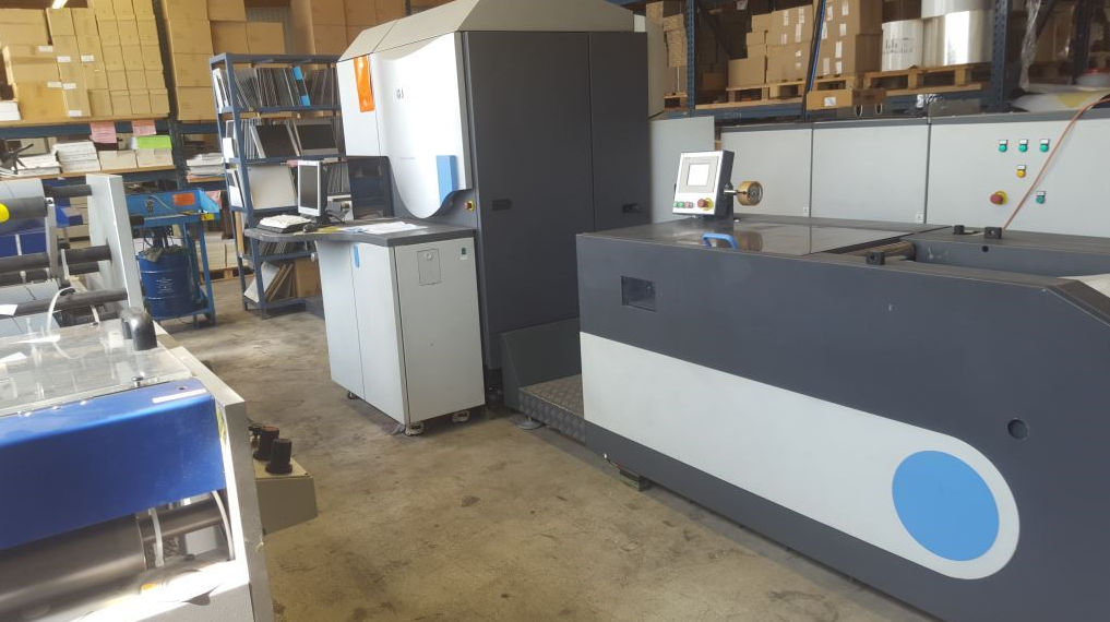 HP Indigo WS4050 - Used Flexo Printing Presses and Used Flexographic Equipment-0