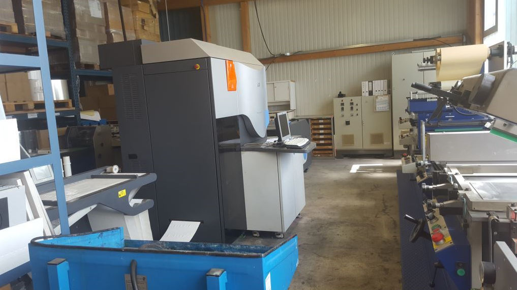 HP Indigo WS4050 - Used Flexo Printing Presses and Used Flexographic Equipment-2