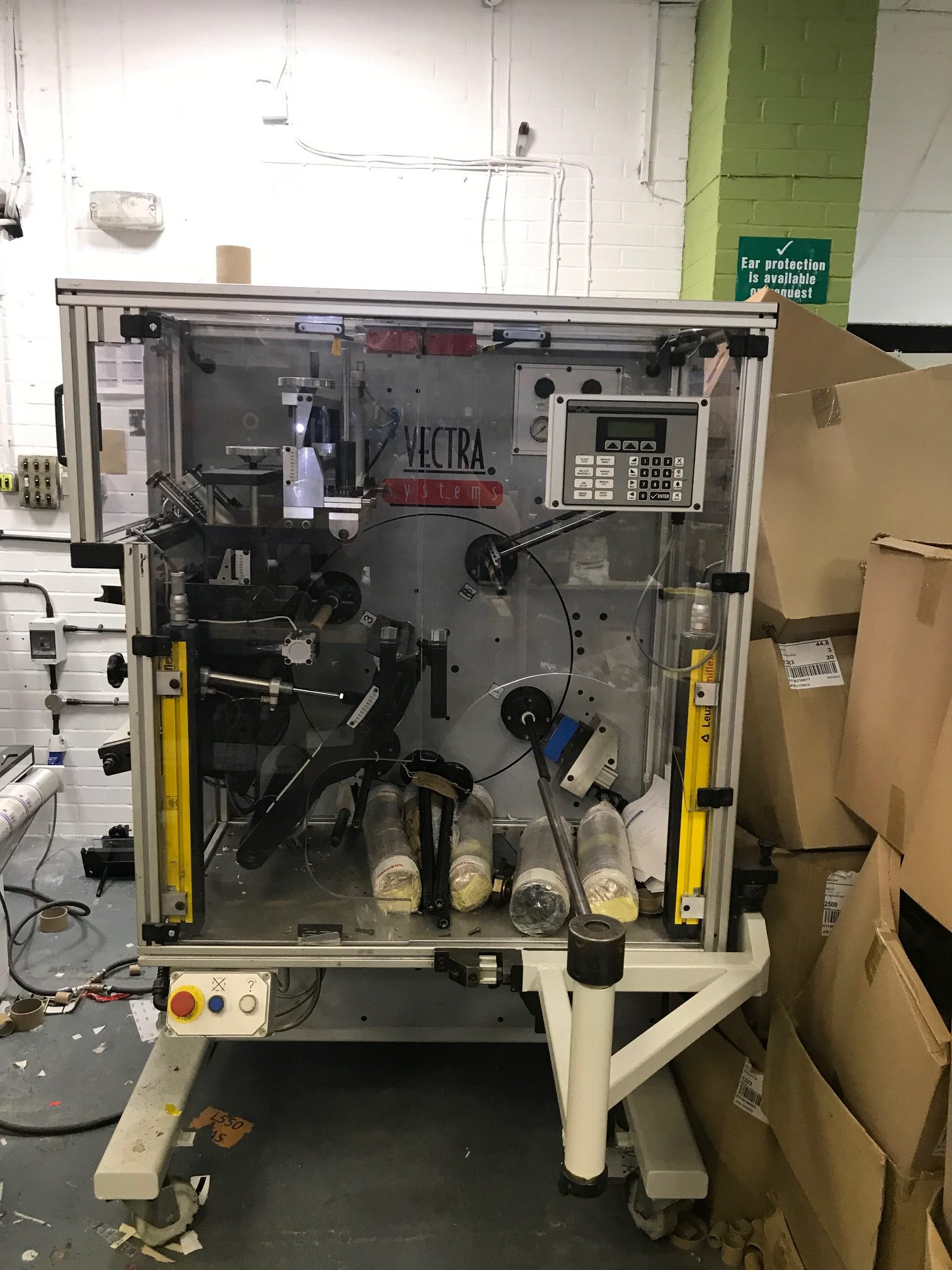 ABG Vectra ECTR330 - Used Flexo Printing Presses and Used Flexographic Equipment-6