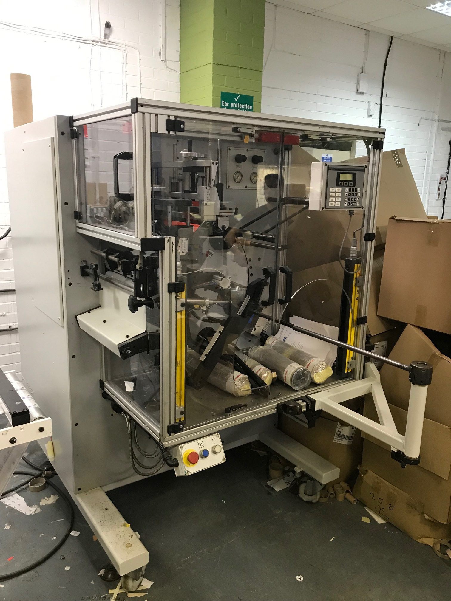 ABG Vectra ECTR330 - Used Flexo Printing Presses and Used Flexographic Equipment-5