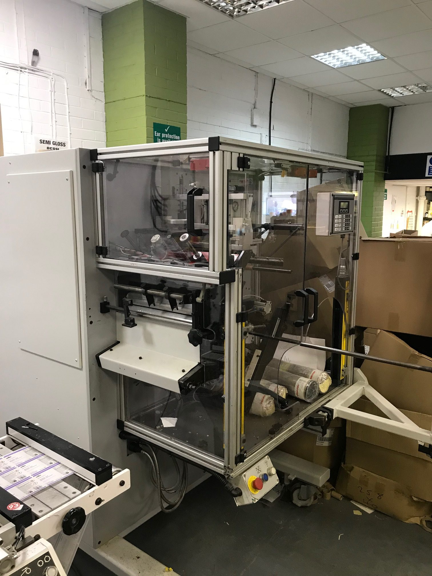 ABG Vectra ECTR330 - Used Flexo Printing Presses and Used Flexographic Equipment-3