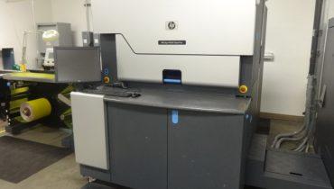 HP Indigo WS6600 ILP - Used Flexo Printing Presses and Used Flexographic Equipment