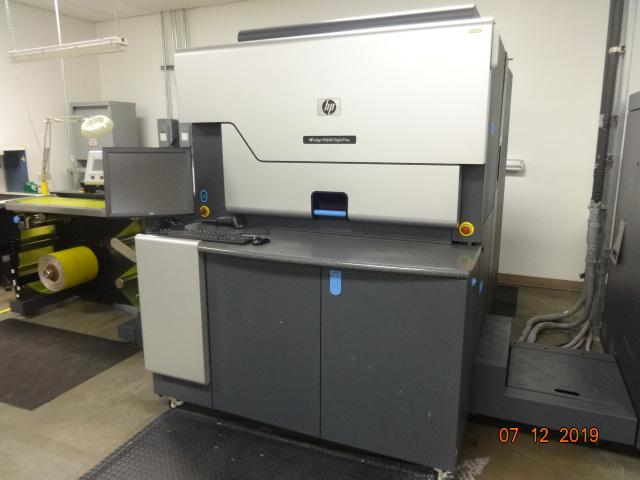 HP Indigo WS6600 ILP