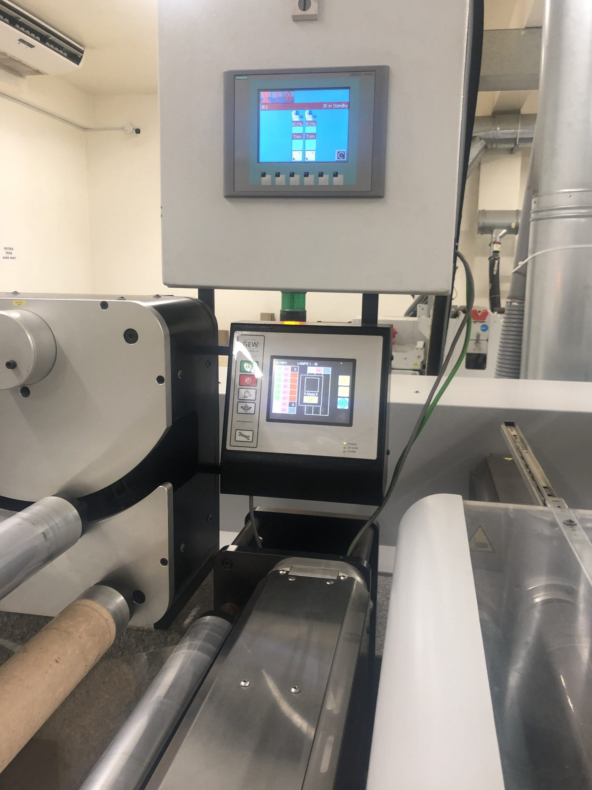 Gallus ECS340 - Used Flexo Printing Presses and Used Flexographic Equipment-2