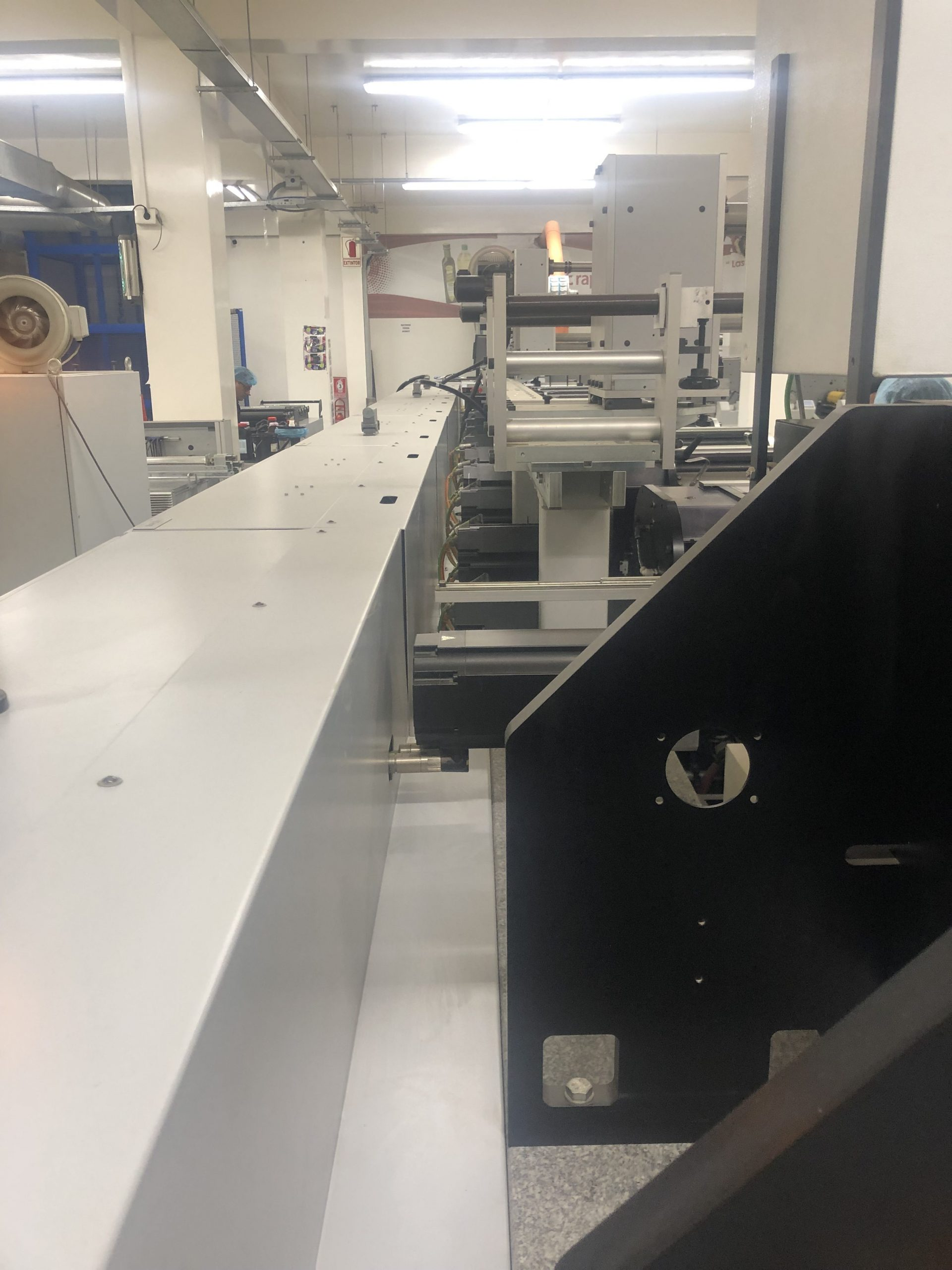 Gallus ECS340 - Used Flexo Printing Presses and Used Flexographic Equipment-4