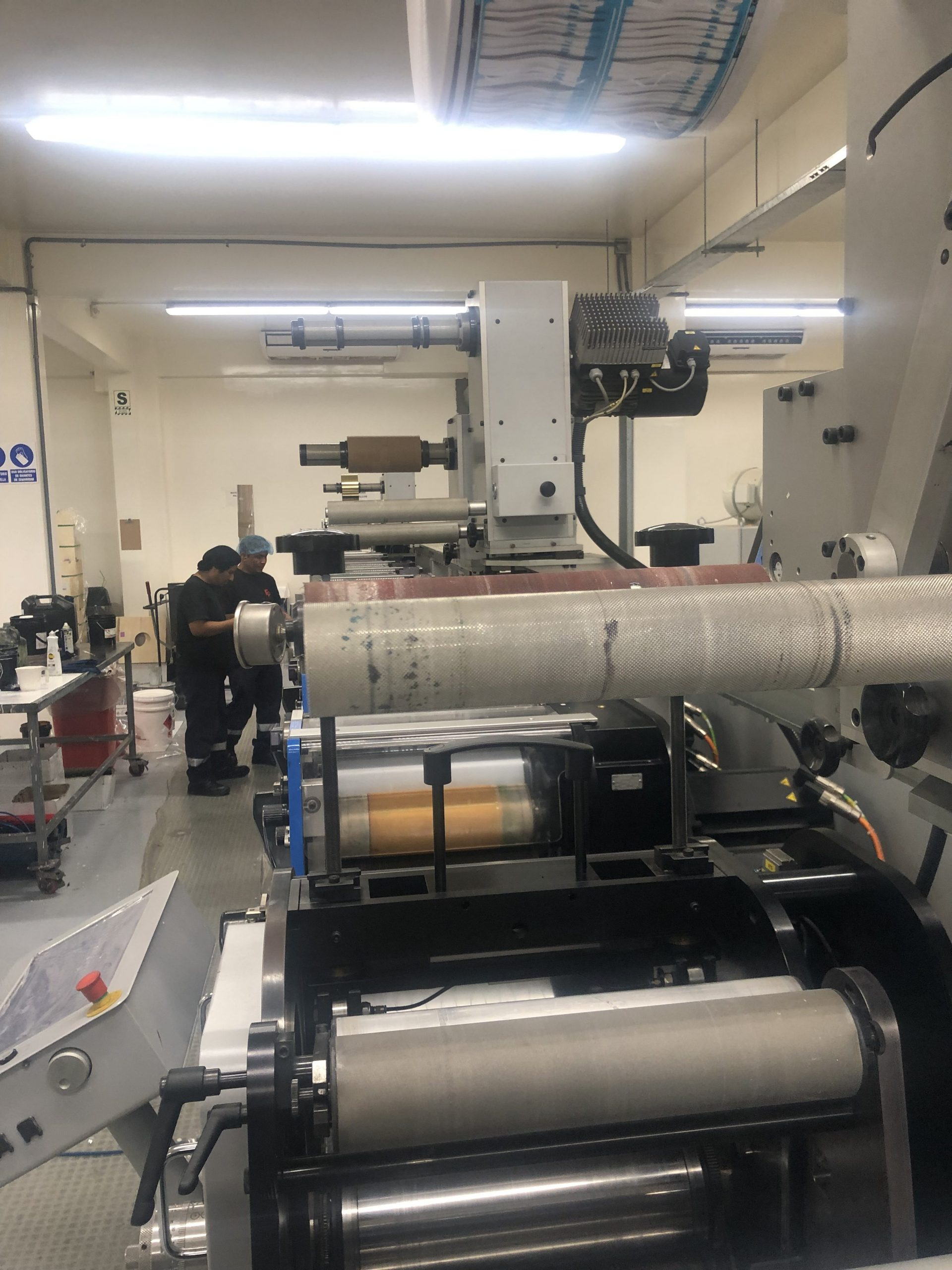 Gallus ECS340 - Used Flexo Printing Presses and Used Flexographic Equipment-6