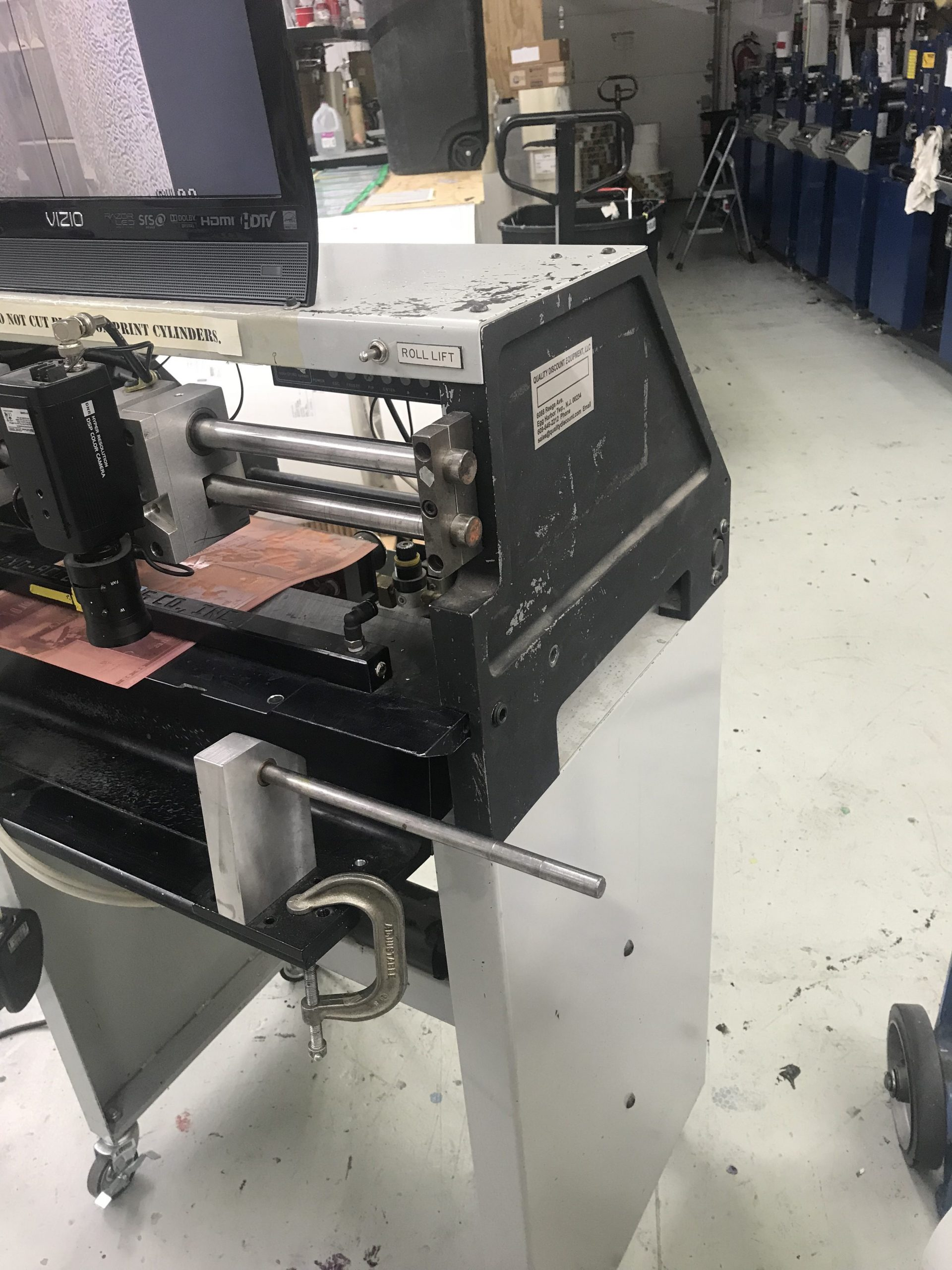 Allied FM3-10/4 - Used Flexo Printing Presses and Used Flexographic Equipment-5