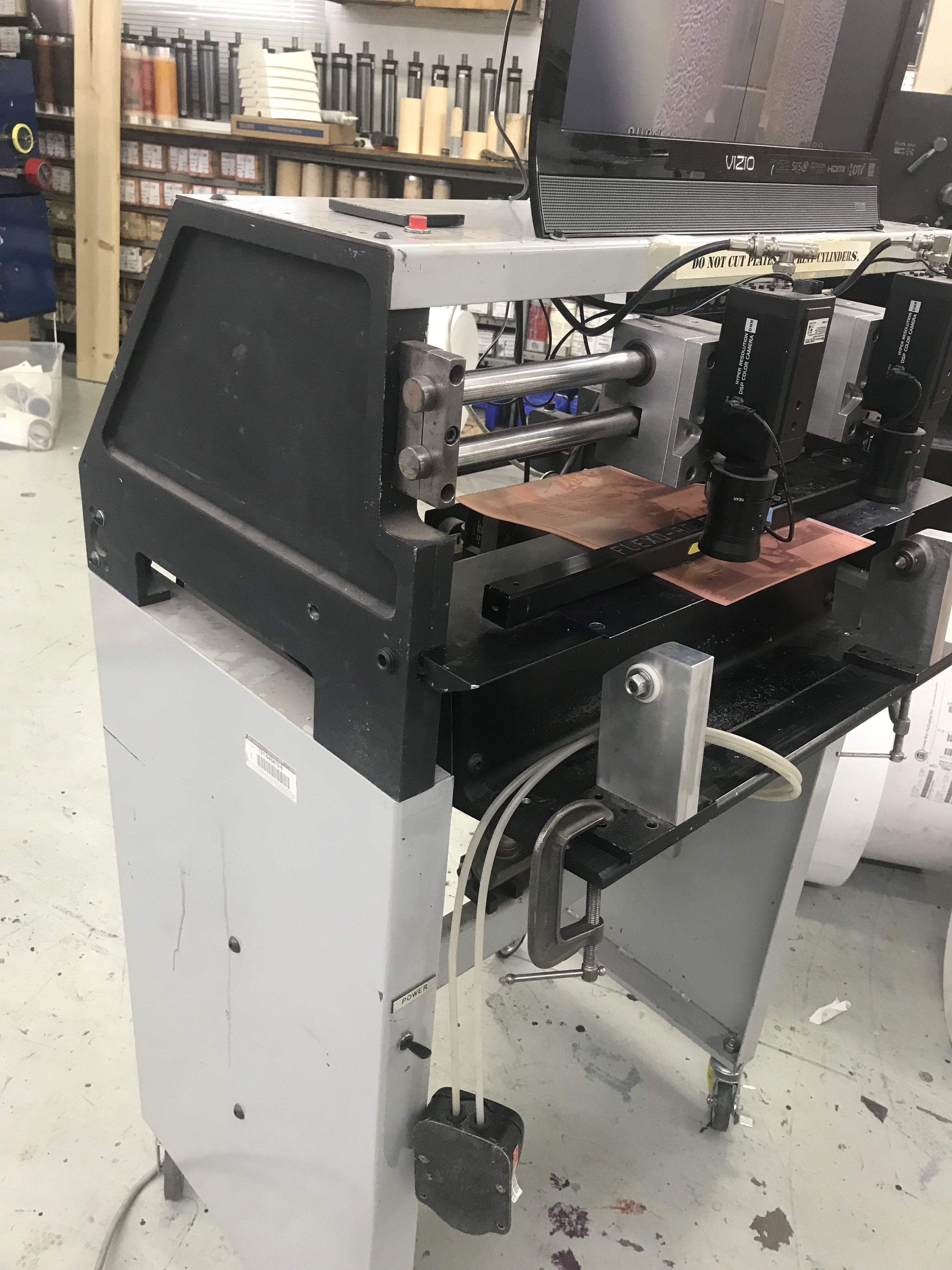 Allied FM3-10/4 - Used Flexo Printing Presses and Used Flexographic Equipment-6