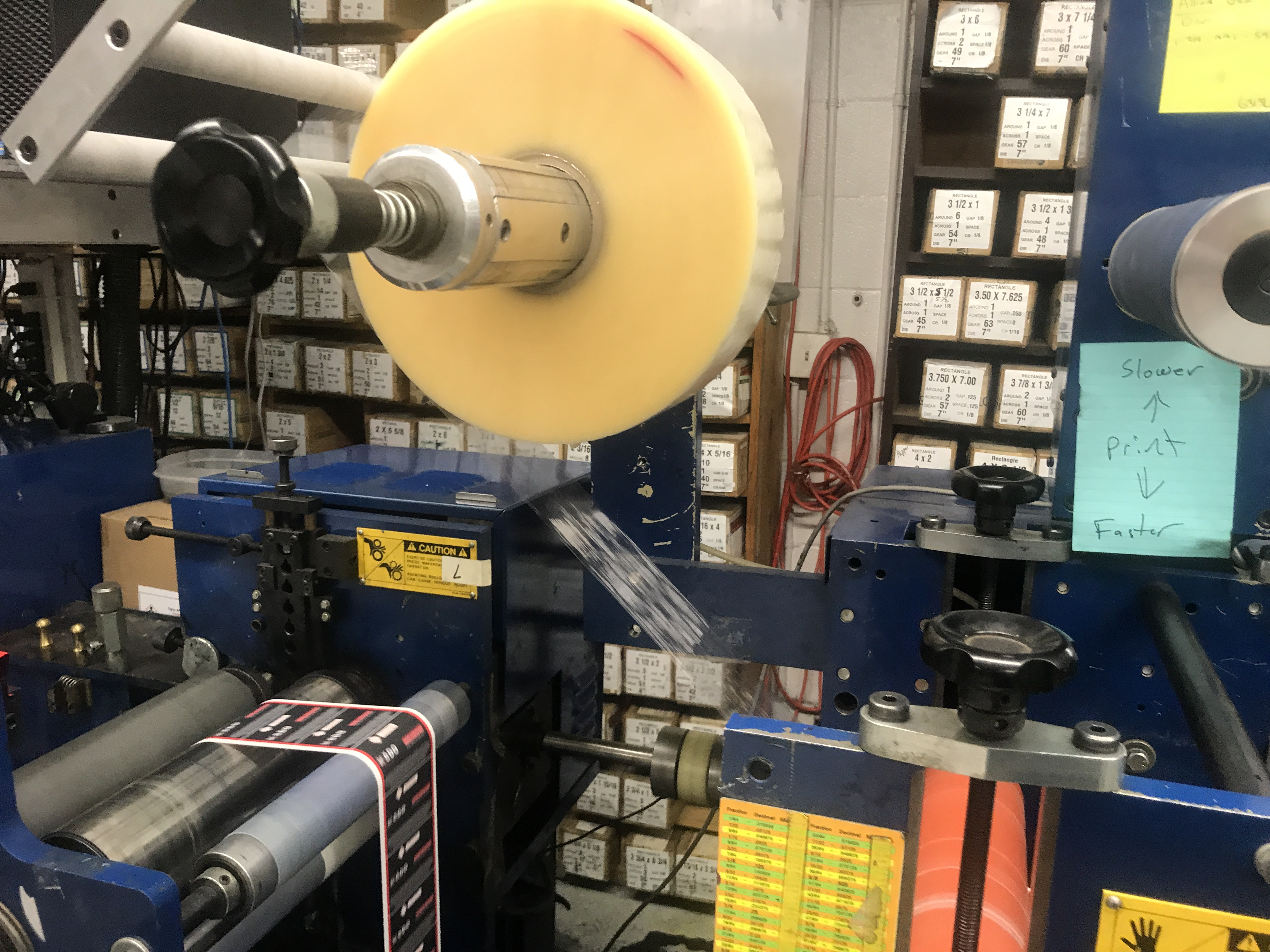 Allied FM3-10/4 - Used Flexo Printing Presses and Used Flexographic Equipment-8