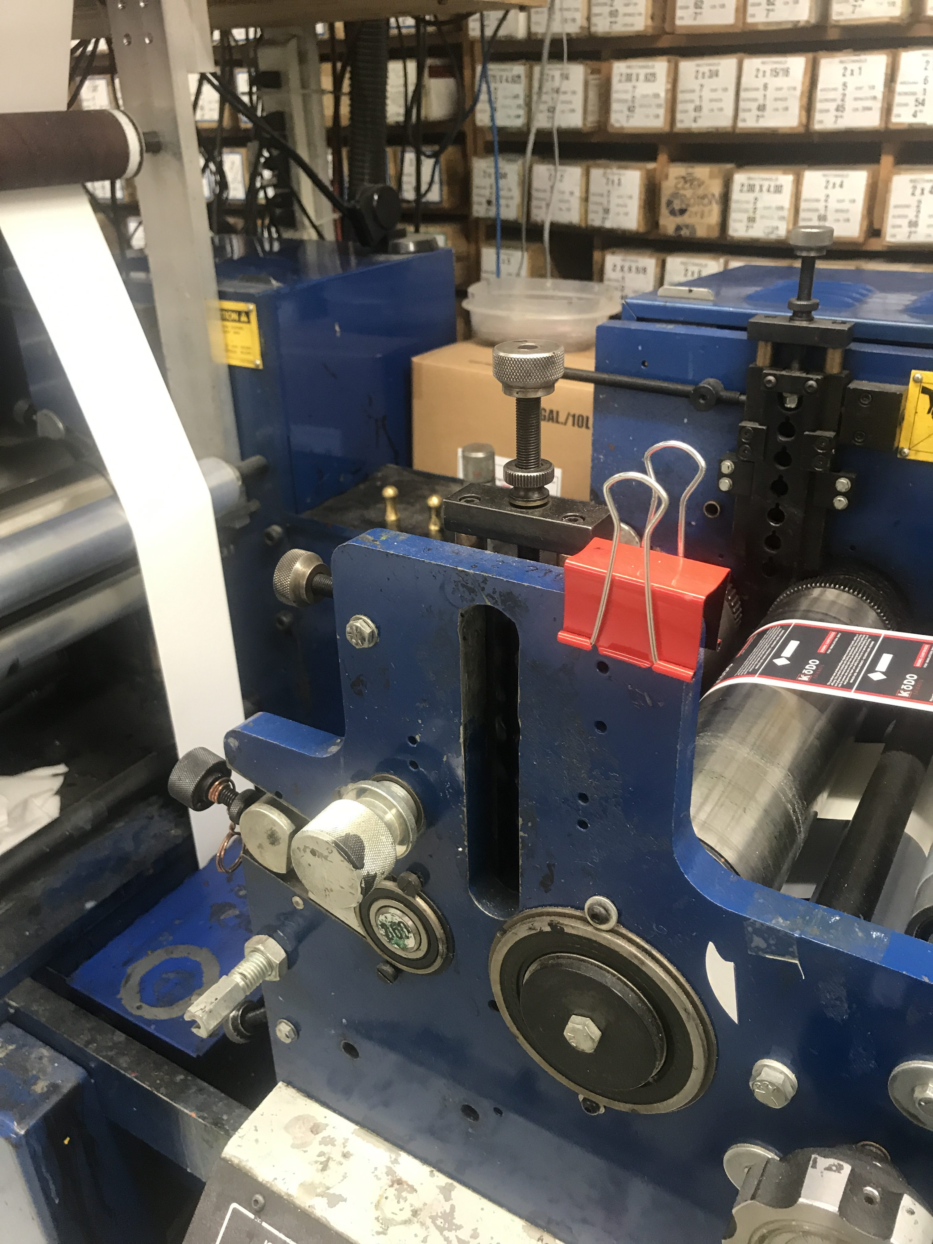 Allied FM3-10/4 - Used Flexo Printing Presses and Used Flexographic Equipment-11