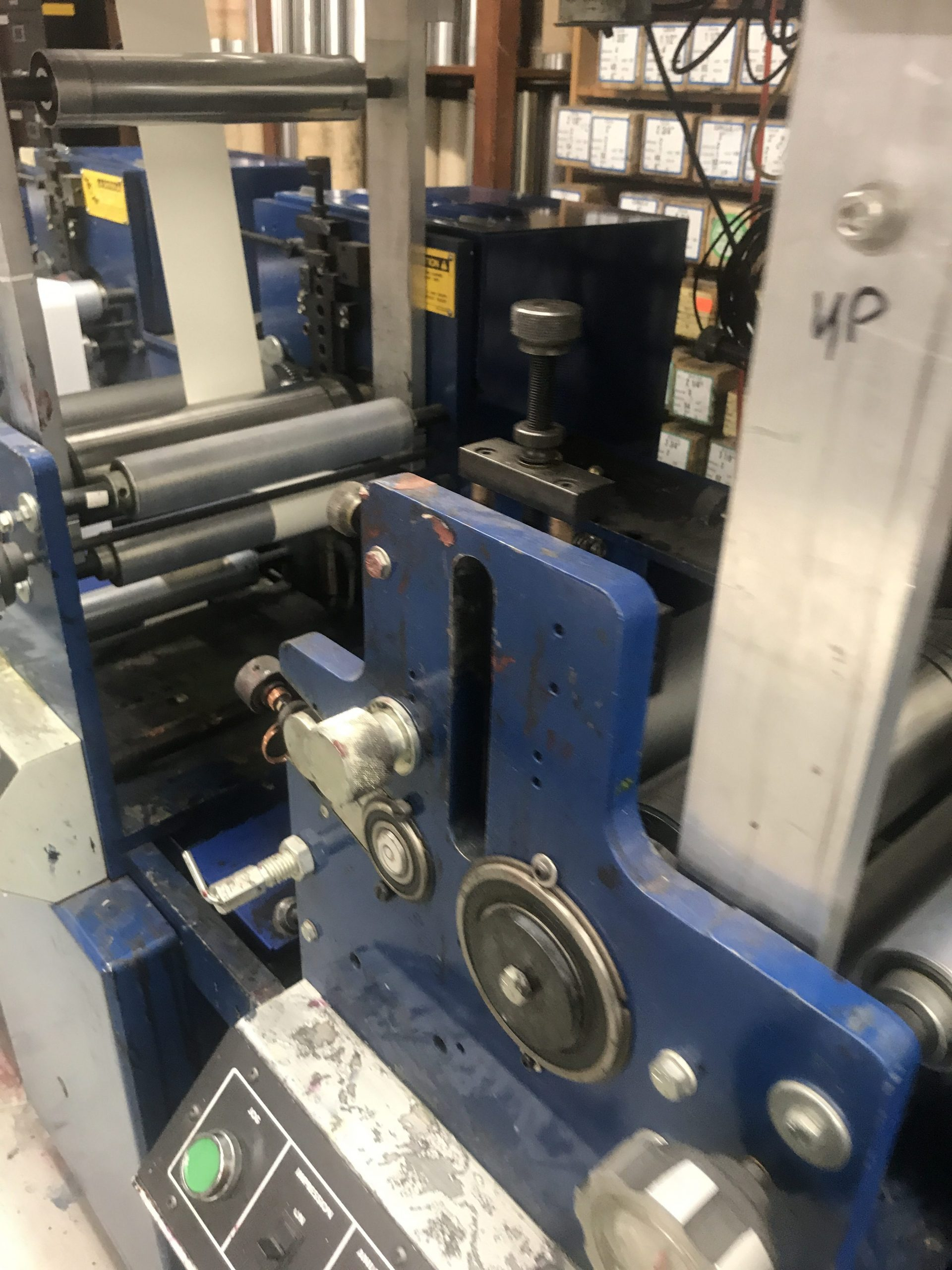 Allied FM3-10/4 - Used Flexo Printing Presses and Used Flexographic Equipment-12