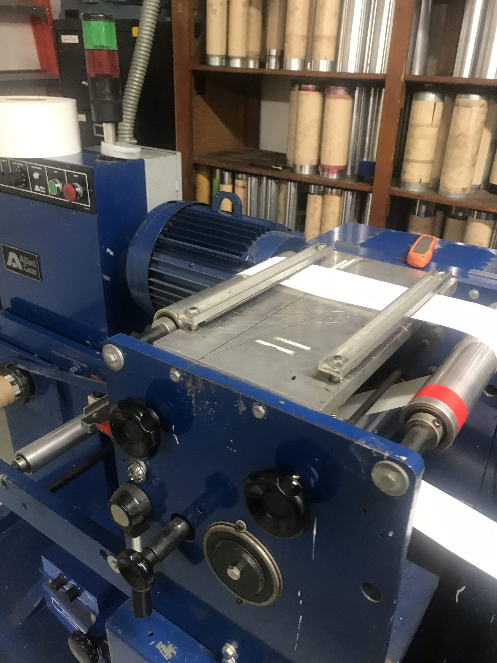 Allied FM3-10/4 - Used Flexo Printing Presses and Used Flexographic Equipment-14