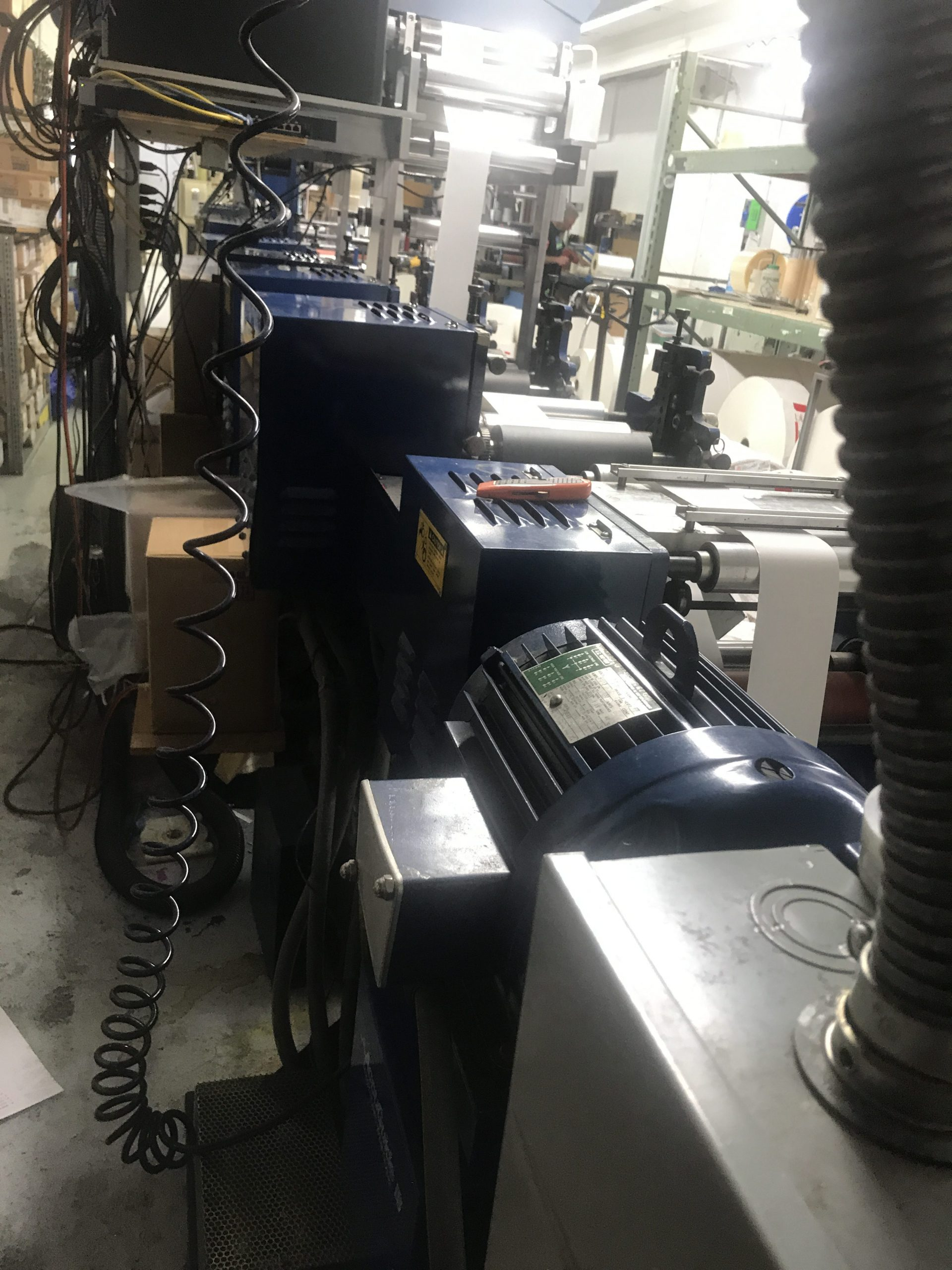 Allied FM3-10/4 - Used Flexo Printing Presses and Used Flexographic Equipment-16