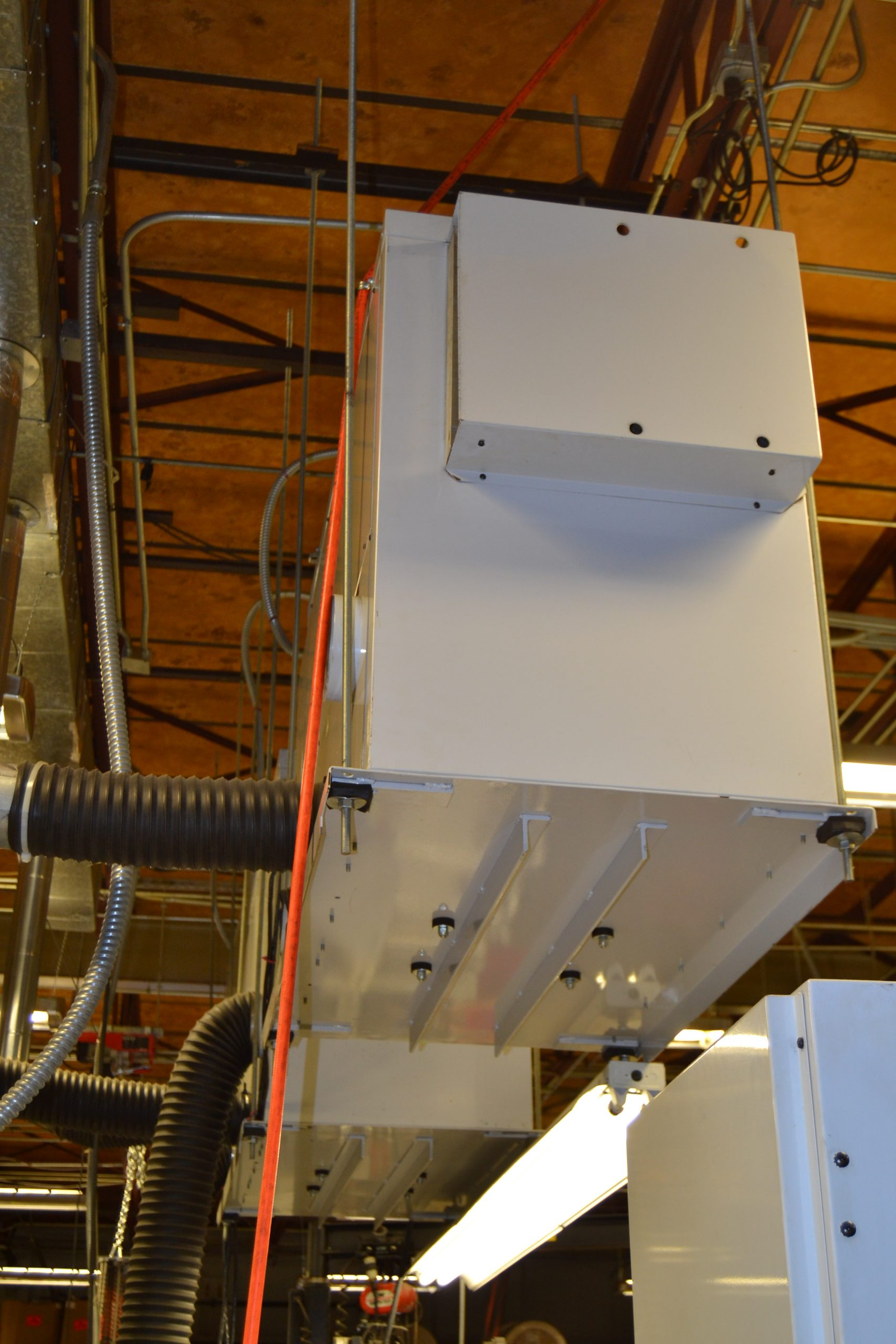 Mark Andy Hot Air Dryer - Used Flexo Printing Presses and Used Flexographic Equipment-0