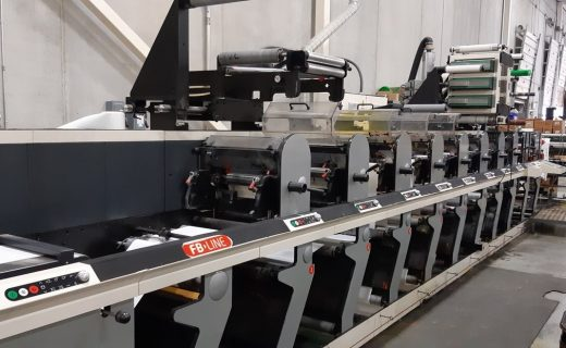 Nilpeter FB3 Servo - Used Flexo Printing Presses and Used Flexographic Equipment