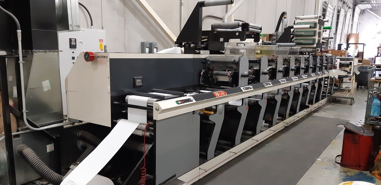 Nilpeter FB3 Servo - Used Flexo Printing Presses and Used Flexographic Equipment-2
