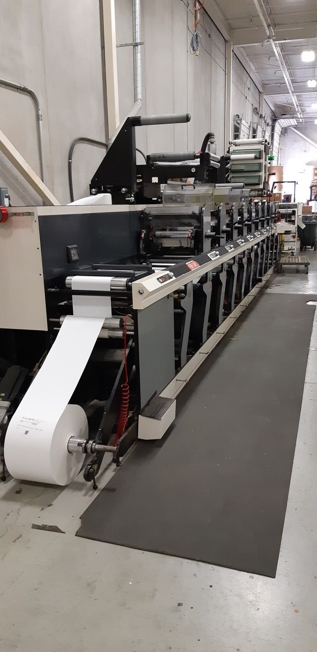 Nilpeter FB3 Servo - Used Flexo Printing Presses and Used Flexographic Equipment-3