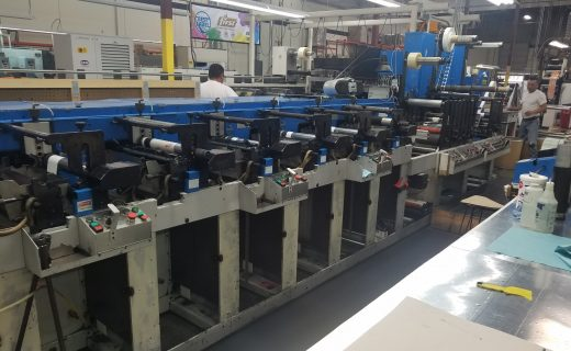 Rotopress - Used Flexo Printing Presses and Used Flexographic Equipment