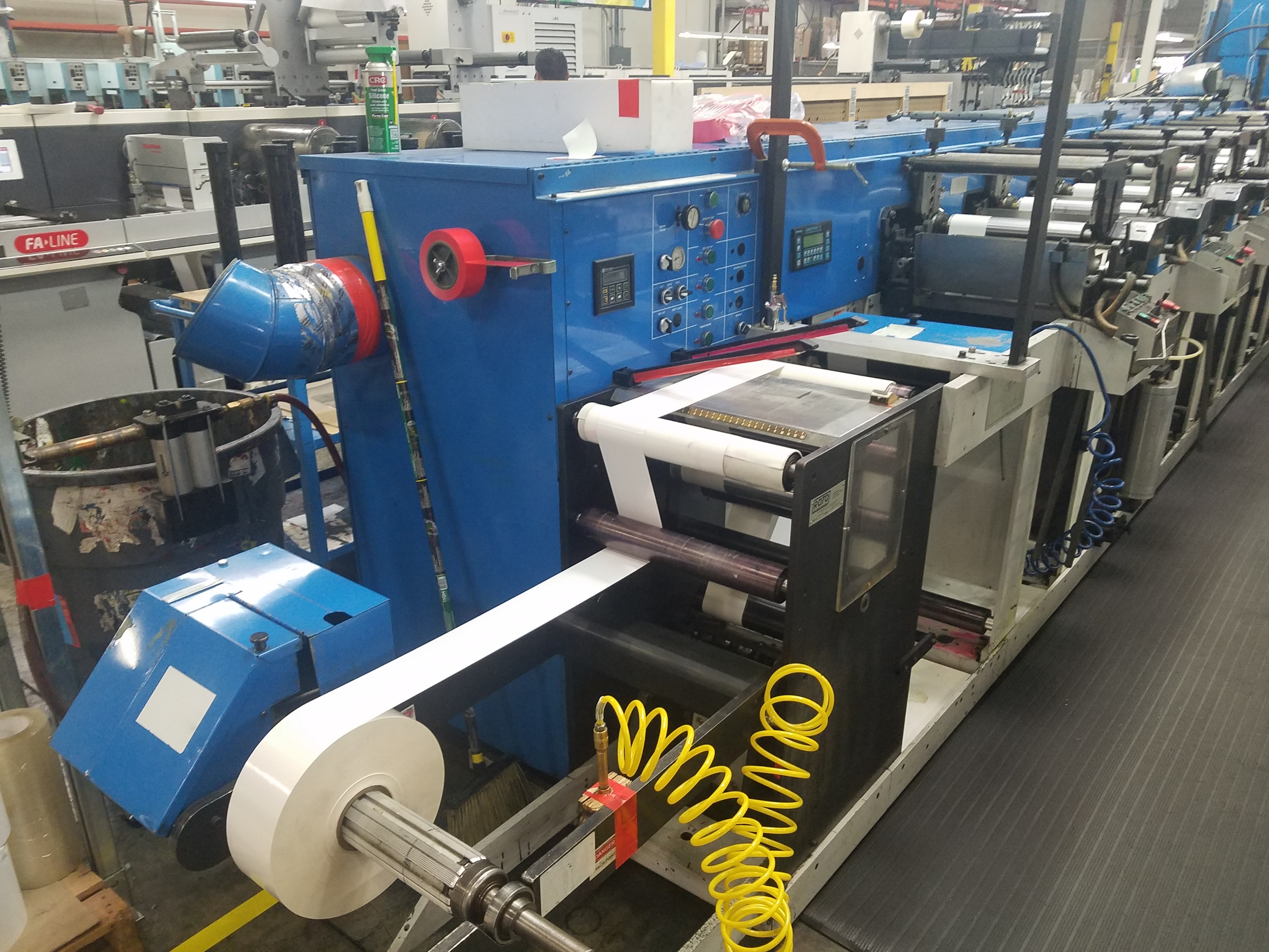 Rotopress - Used Flexo Printing Presses and Used Flexographic Equipment-2